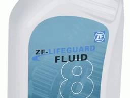 Масло трансмиссионное ZF LifeguardFluid 8, 1 л (S671090312)