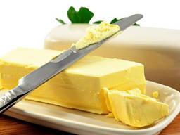Масло вершкове 82, 5%, 73%. ОПТ