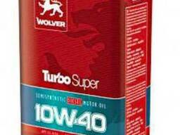 Масло Wolver Turbo Super 10W-40