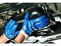 Маслобензостойкие рукавички
