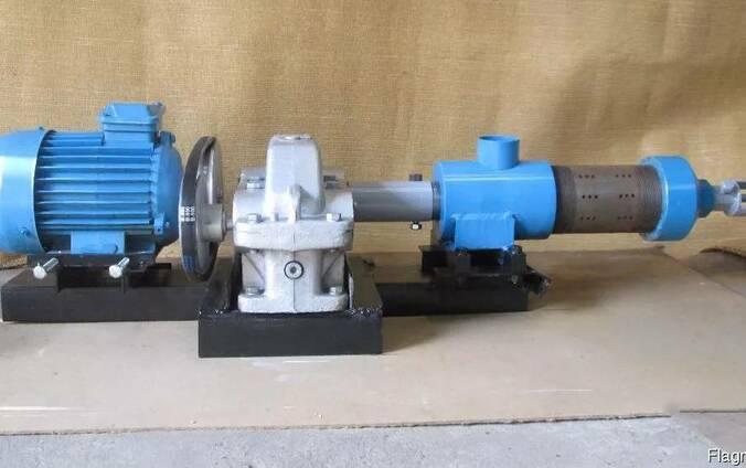 Маслопресс шнековый холодного отжима 380в-20л/час. 2.2 кВт М