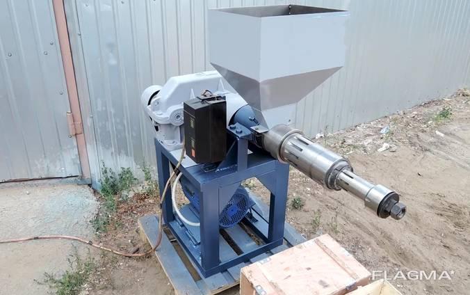 Маслопресс шнековый пресс для масла 130 кг/час 7,5 кВт