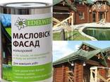 Натуральный Масловоск Фасад Edelweiss-з бджолиним воском - фото 1