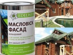 Масловоск Фасад Edelweiss-з бджолиним воском