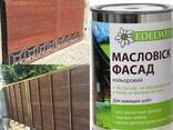 Натуральный Масловоск Фасад Edelweiss-з бджолиним воском - фото 3