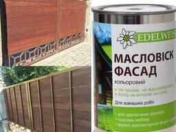 Масловоск Фасад Edelweiss-з бджолиним воском - фото 3
