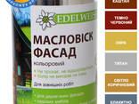Натуральный Масловоск Фасад Edelweiss-з бджолиним воском - фото 2