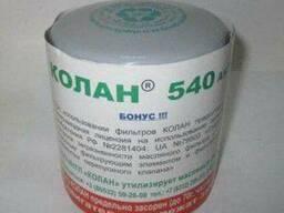 Масляный автомобильный фильтр Колан 540