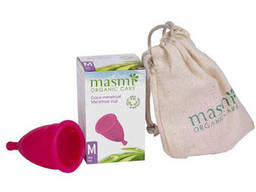 Masmi Менструальная чаша размер L (для женщин в возрасте после 25 лет или рожавших. ..