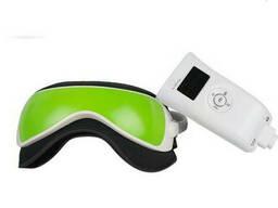 Массажер для глаз Q-365 Массажные очки с компрессией и музыкой