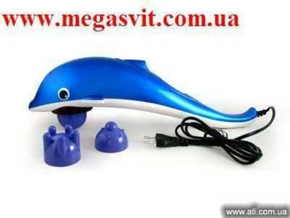 Массажер для спины Dolphin Дельфин