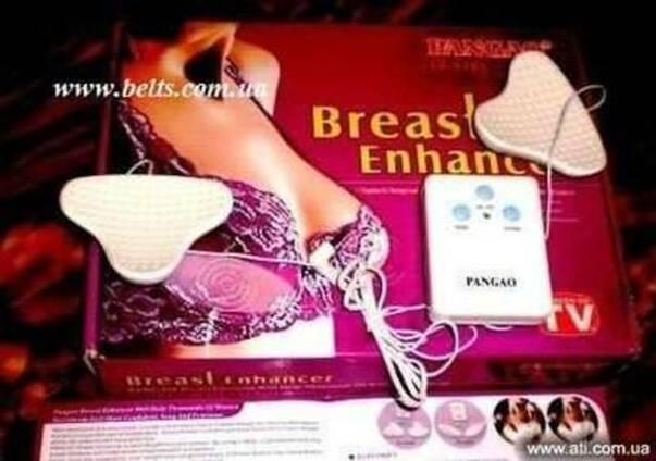 Массажер для увеличения груди Pangao Breast Enhancer чашки