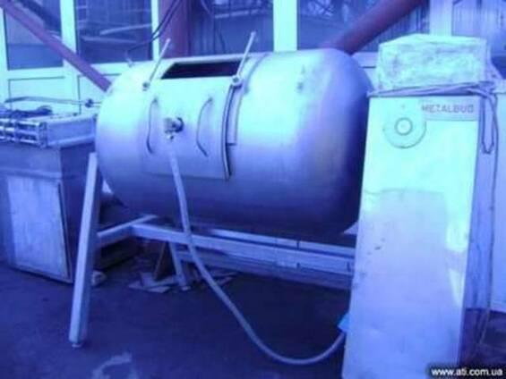 Массажер Metalbud 250 литров