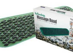 Массажная дорожка Massage Road с камнями «Морской берег»