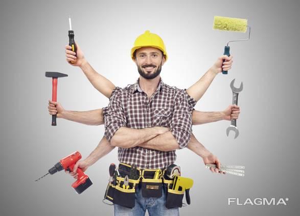 Мастер на час - сантехник, электрик, мелкий ремонт по дому