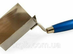 Мастерок штукатурный для внешних углов 8х6х6см