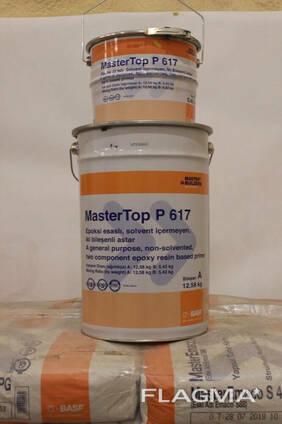 MasterTop P 617 (двухкомпонентная эпоксидная грунтовка)