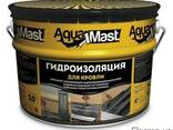 Мастика AquaMast для кровли 10 кг