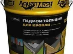 Мастика AquaMast для кровли 18 кг