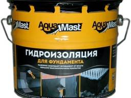 """Мастіка бітумна """"Aqua Mast"""" 10 кг"""