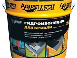 Мастика битумно-резиновая Aquaмast 18 кг