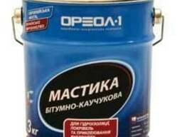 Мастика гидроизоляционная битумно-бутилкаучуковая МГББ