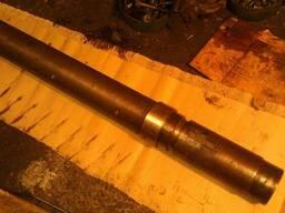 Материальный цилиндр и шнек на термопласт КуАСИ (KuASY) 2500