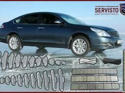 Материалы для ремонта шин латки, груза, вентеля, клей