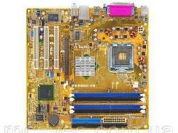 Материнская плата Asus P5P800-VM (s775, 2xSATA, 4xDDR. ..