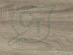 Матовая пленка ПВХ Дуб сантана для МДФ фасадов и накладок.