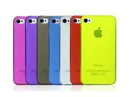 Матовый ультратонкий защитный чехол для iPhone 4 4s