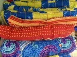 Матрас на ватине, домашний текстиль, детский матрас