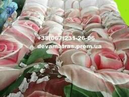 Матрас ватный 200/160, 190/140, 190/120 от Производителя