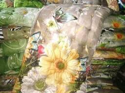 Матрас ватный, текстиль