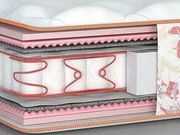 Матрасы эко наличие склад г. Сумы, независимый блок пружин.