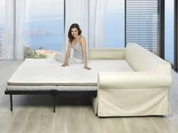 Матрасы топперы (тонкие переносные матрасы) для диванов