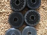 Матрицы и ролики к грануляторам - фото 2