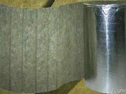 Маты базальтовые вертикально-слоистые МВС