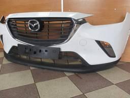 Mazda CX-3 2014-2018 Передний бампер авторазборка б\у