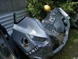 Mazda CX-5 2012-2014 Четверть, Задня частина машины б\у