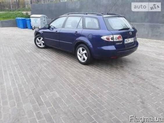 Mazda разборка