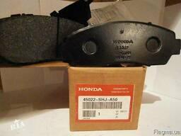 Мазда СХ 7,9 - Задние дисковые тормозные колодки .