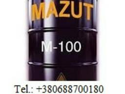 Мазут марки М-100, ТС-1, РТ, Jet-A1, JP54, D2, на экспорт