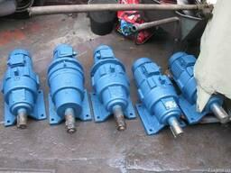 Мотор-редуктор волновой-планетарный МВзП-160; МВз100; МВз63