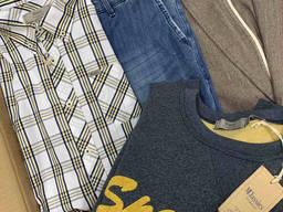 MSC мужская одежда микс