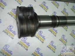 MCS390405 Вал тормозной левый (L=592mm) ОСЬ SKRS SK500 98-