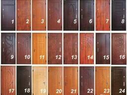 Мдф накладки на входные двери