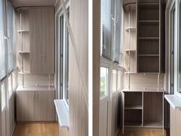 Мебель для балконов под заказ