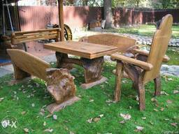Мебель для бани, сада, беседки