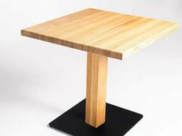 """Деревянные ножки для стола """"LOFT"""" опоры в кафе, бар, ресторан"""